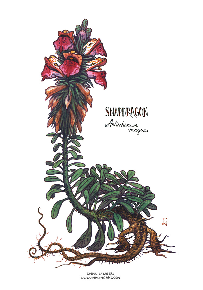 Snapdragon Sprite