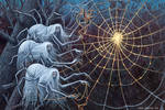 Web of Fate by emmalazauski