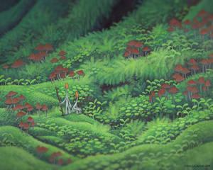 Mossy Trek