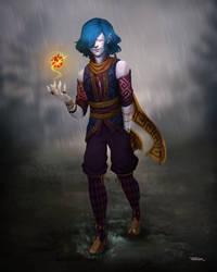 Tenshi, The Verathian Assassin