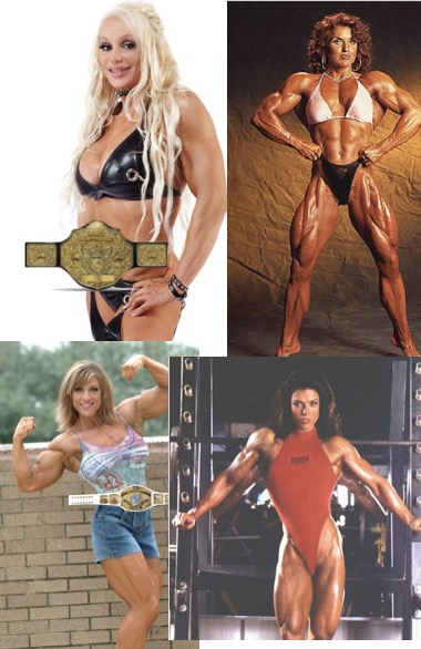 Melissa Coates/Natalia Murnikoviene vs Gina/Sharon by HumanTorch223 ...