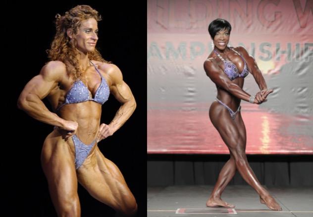 Jitka Harazimova vs Dre Dillard by HumanTorch223