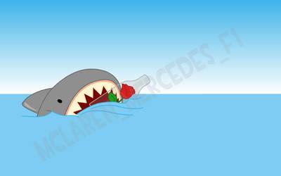 Shark Wallpaper 1280x800