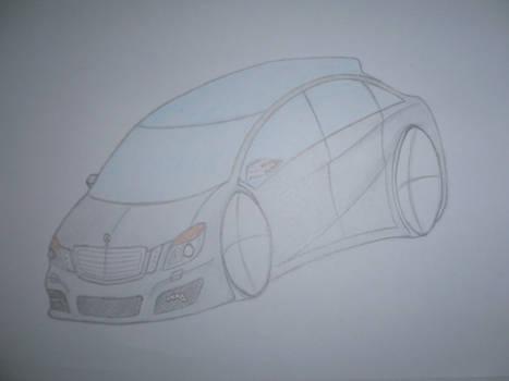 Mercedes Concept of the Future