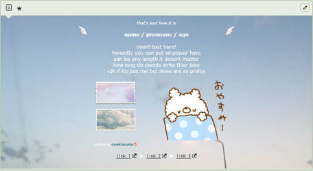 *f2u cloud code* by cookiiecats