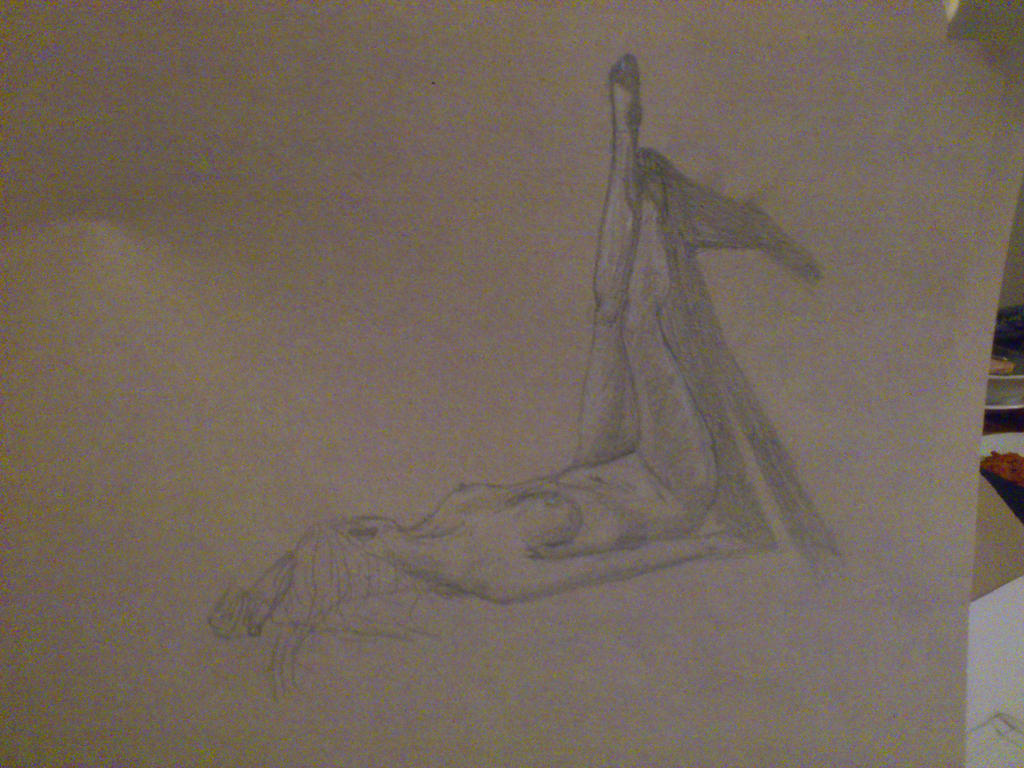 Nude Drawing 3 by Snippett95