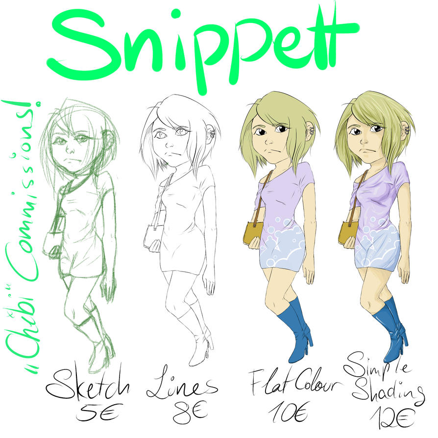 Commish Info by Snippett95