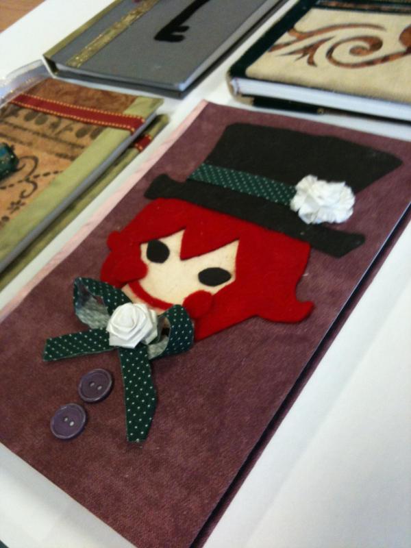Simply Mad-Book WIP by Hirukio