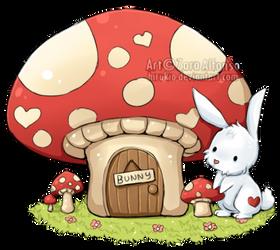 Year of the Bunny by ZaraAlfonso