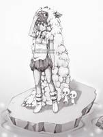 Princess Mononoke by ZaraAlfonso