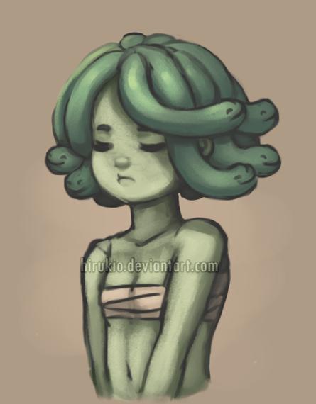 Medusa by ZaraAlfonso