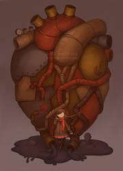 Heart of City by ZaraAlfonso