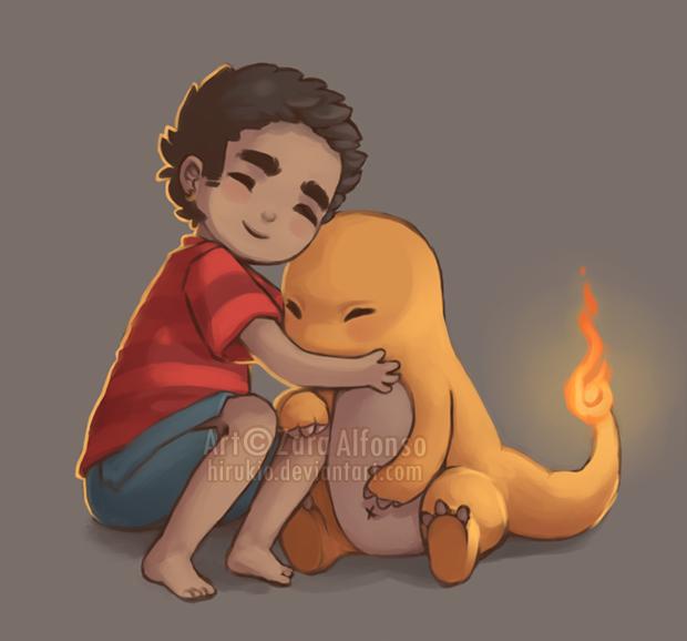 C: Friendship by ZaraAlfonso