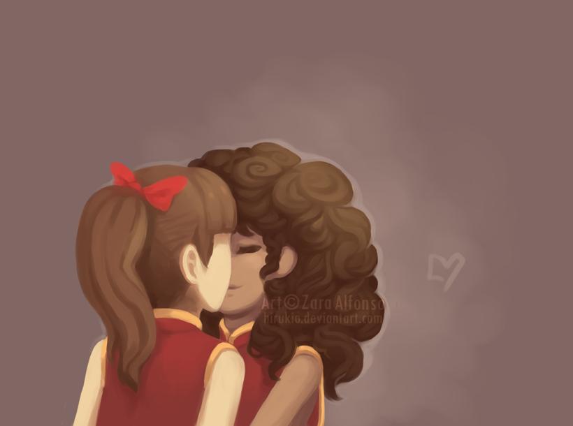 Love is Love by ZaraAlfonso