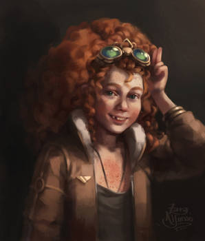Aviator Portrait