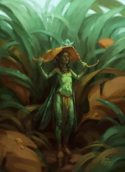The Fairy and the Rain