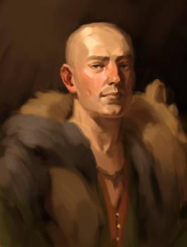 Peasant Portrait