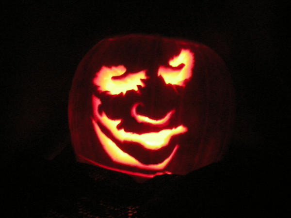 Joker Pumpkin Carvings The Joker Pumpkin by