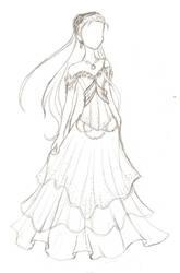 Moonlight Gown