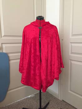 Red Ridding Hood Cloak