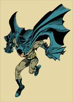 Batman by markwelser