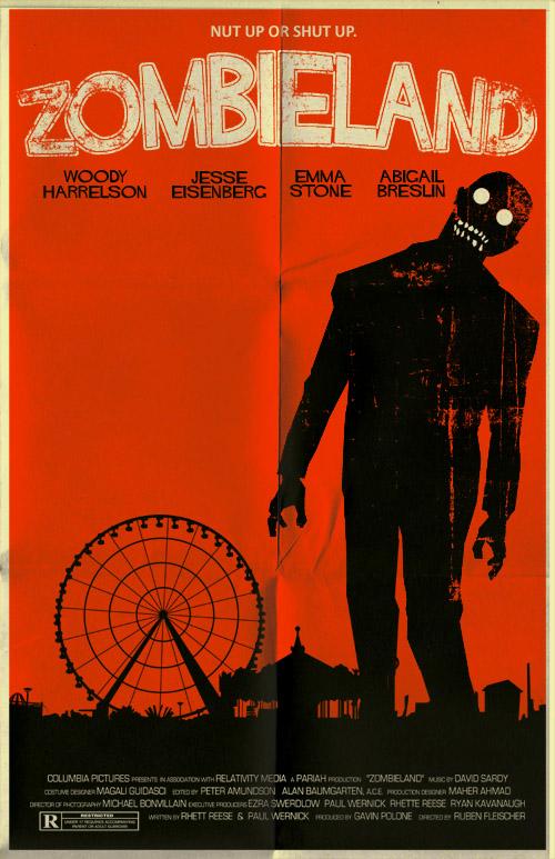 смотреть фильм зомбилэнд онлайн