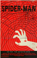 Spider-Man movie poster by markwelser