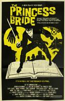 Princess Bride poster by markwelser
