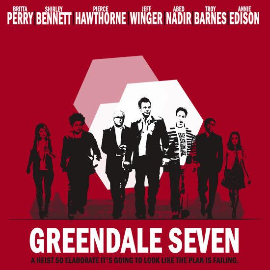 Greendale Seven by markwelser