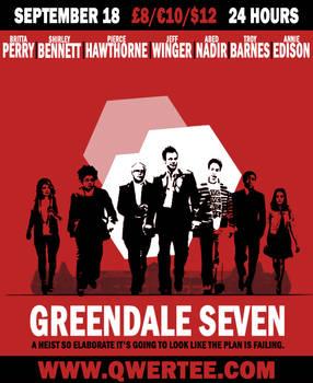Greendale Seven t-shirt!