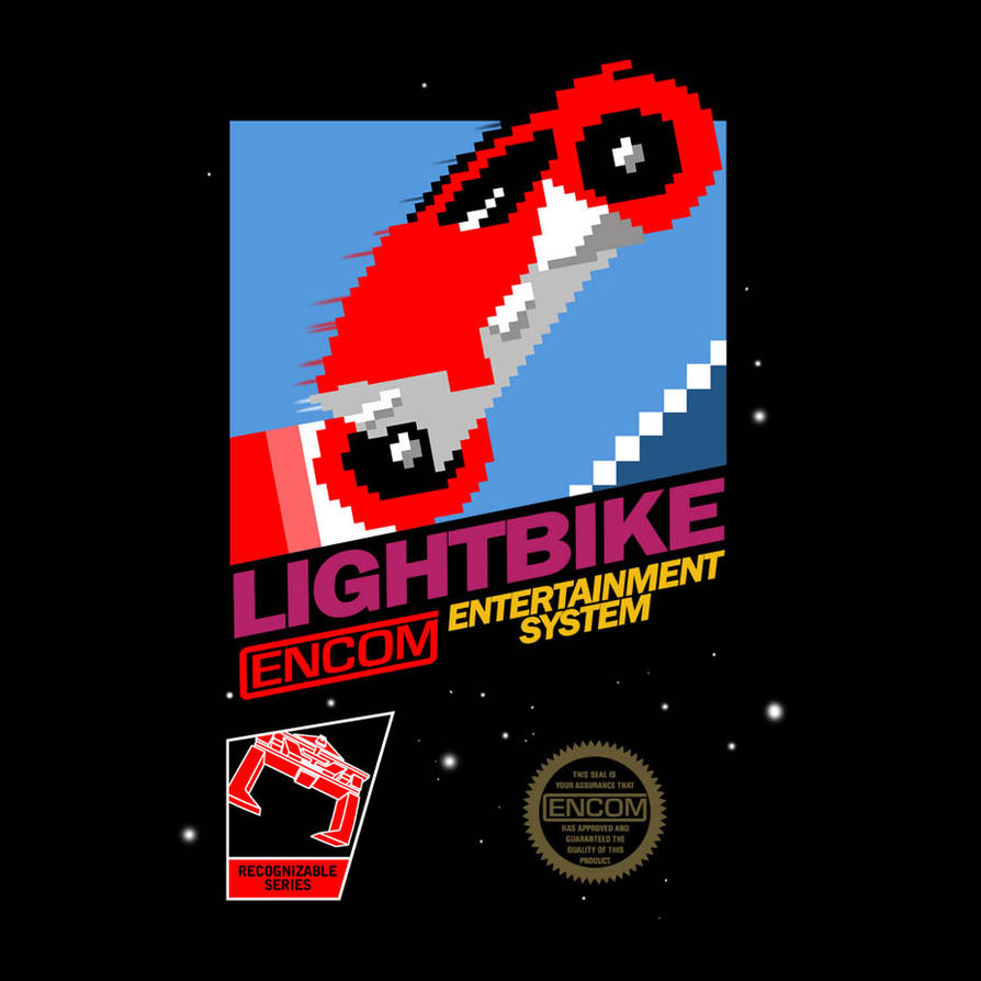 Lightbike by markwelser