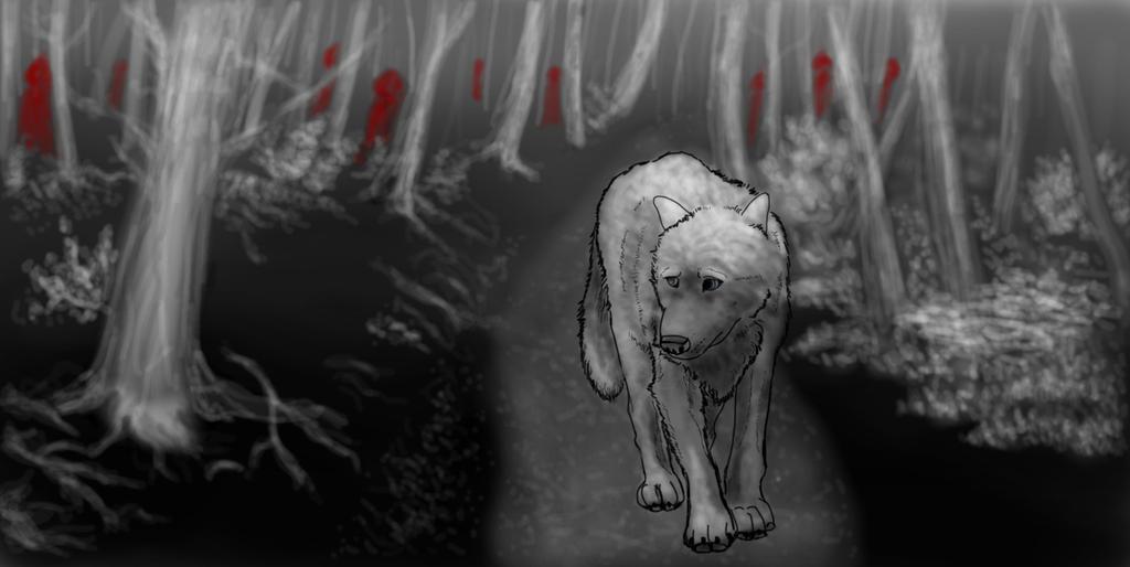 Eerie Red