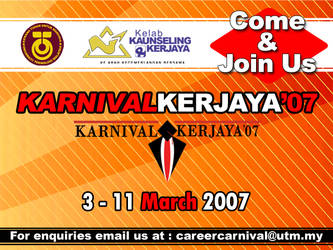 Karnival Kerjaya 07 by wavemetafora