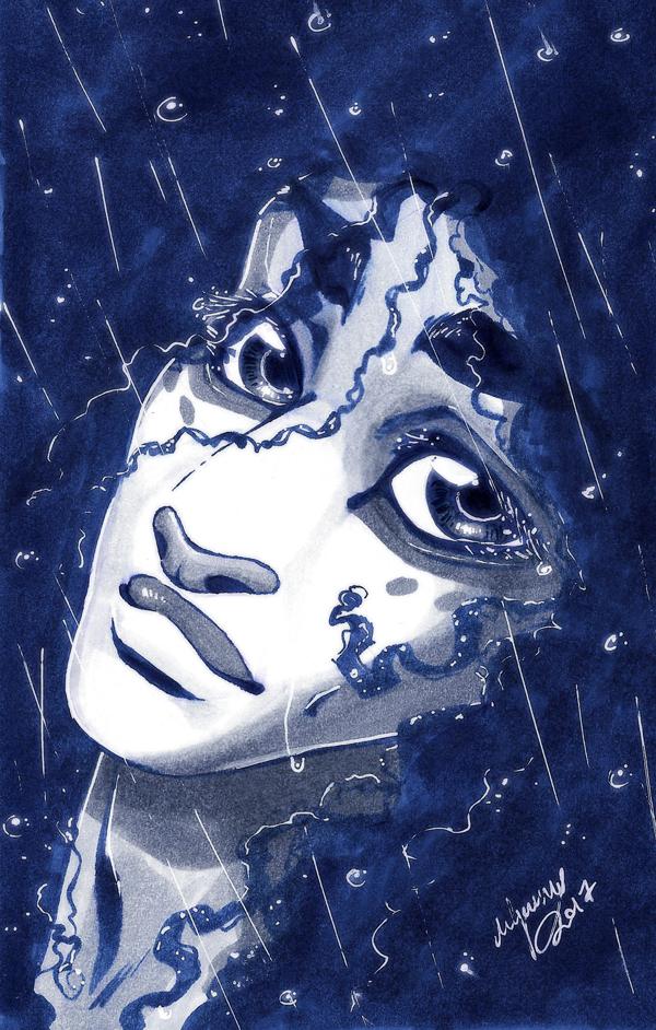 Rain by Impybutt