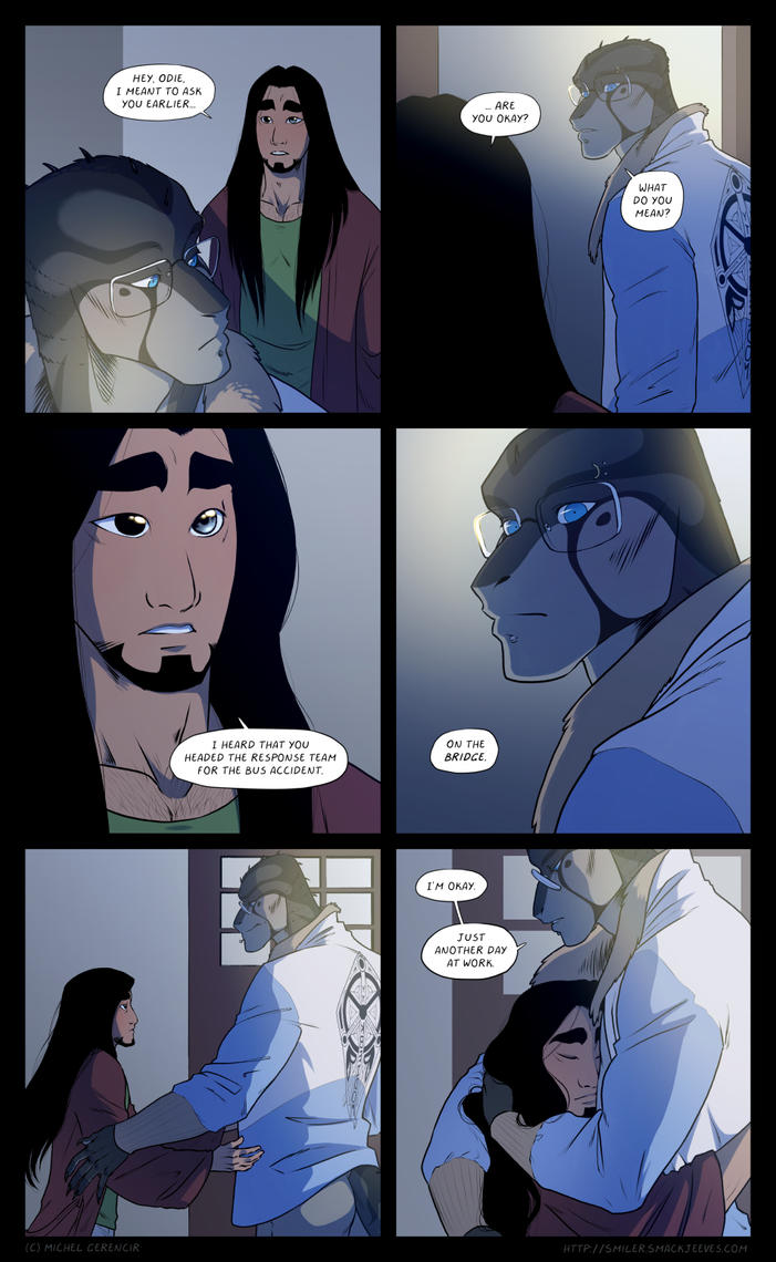 Hey I have this webcomic thing by Impybutt