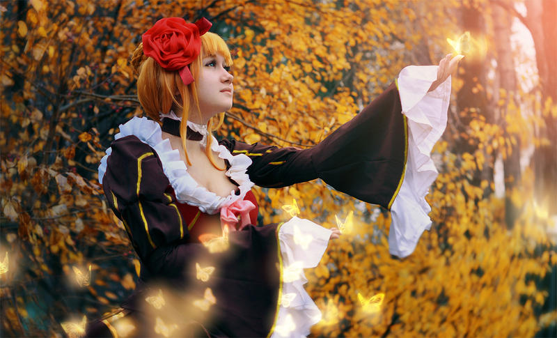 Beatrice - cosplay - 1 by Dokura-chan