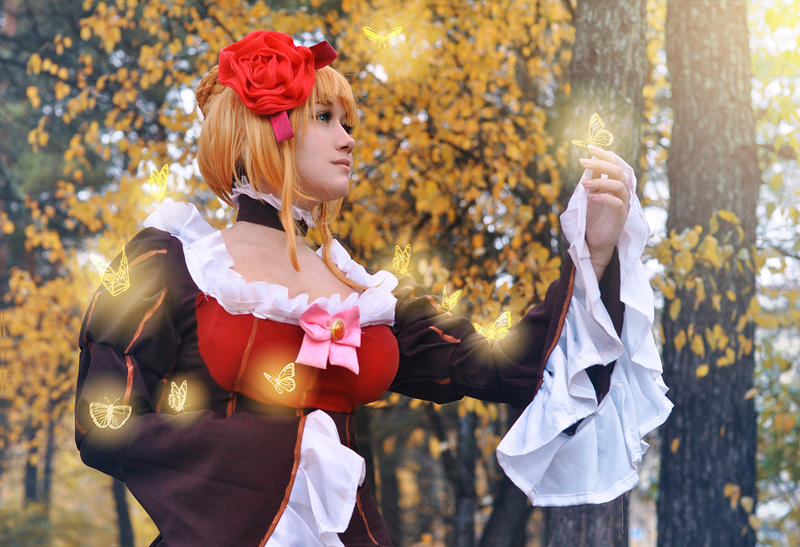 Beatrice - cosplay - 5 by Dokura-chan