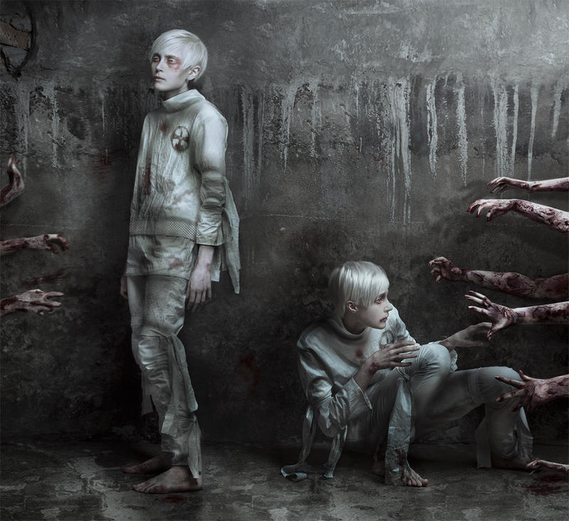 The Evil Within  - Leslie Withers - 6 by Dokura-chan
