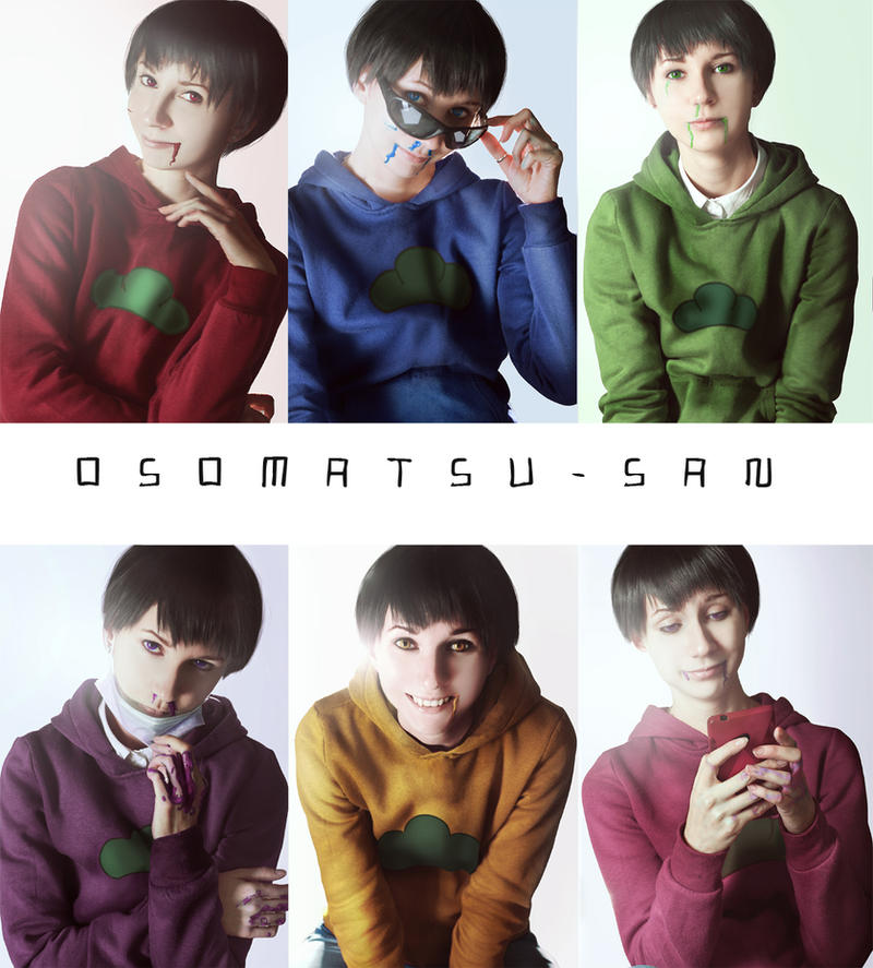 Osomatsu-san! Cosplay - 1 by Dokura-chan