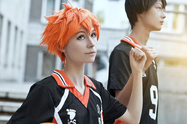 Haikyuu cosplay - 5 by Dokura-chan