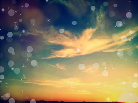 I love sunsets!