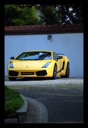 Lamborghini by cemito
