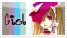 Lady Ciel Stamp by K-Hime