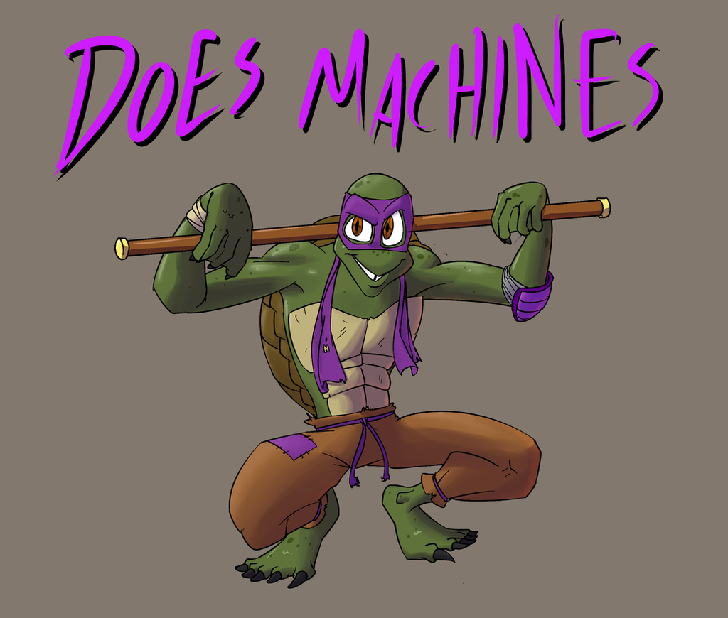 Does Machines by TheBrokenMonkey