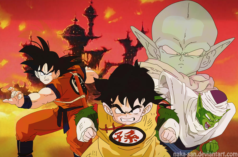 dragon ball z episodes in hindi 3gp