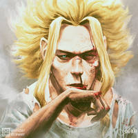 Toshinori Yagi a.k.a. All Might