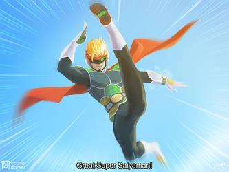 Great Super Saiyanman