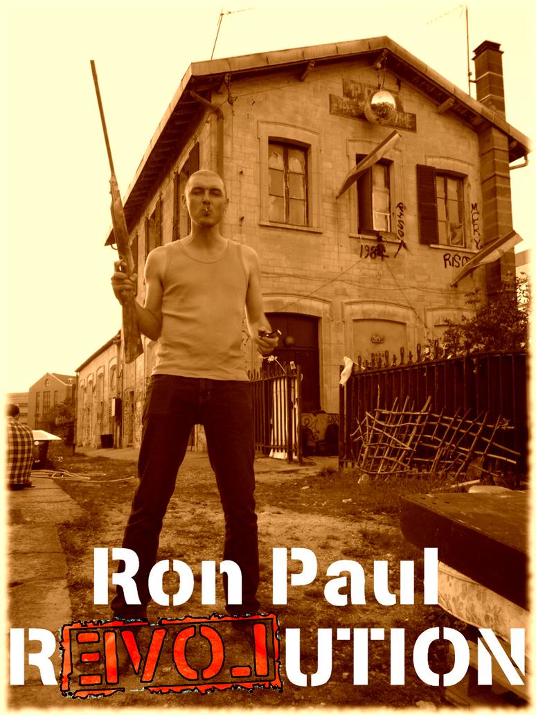 Ron Paul 2012 by temudjin1155