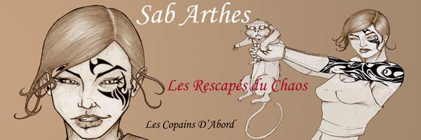 banniere Sab Arthes by 6nop6