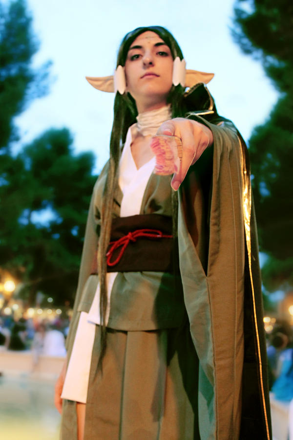 Lady Sakuya by littleWildviolet